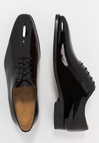 Cordwainer - ARMAND - Stringate eleganti - charol black - 1