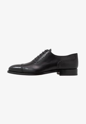 JULIEN - Smart lace-ups - orleans black