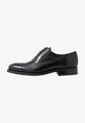 CAEN NOS - Zapatos con cordones - orleans black