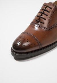 Cordwainer - METZ NOS - Zapatos con cordones - elba castagna - 6