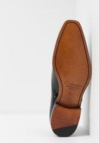 Cordwainer - NIAGARA - Elegantní šněrovací boty - charol black - 4