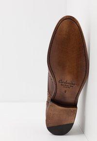 Cordwainer - HUTYON - Elegantní šněrovací boty - capri noce/noce miel - 4
