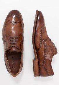 Cordwainer - Elegantní šněrovací boty - spoletto - 1