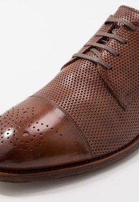 Cordwainer - Elegantní šněrovací boty - spoletto - 6