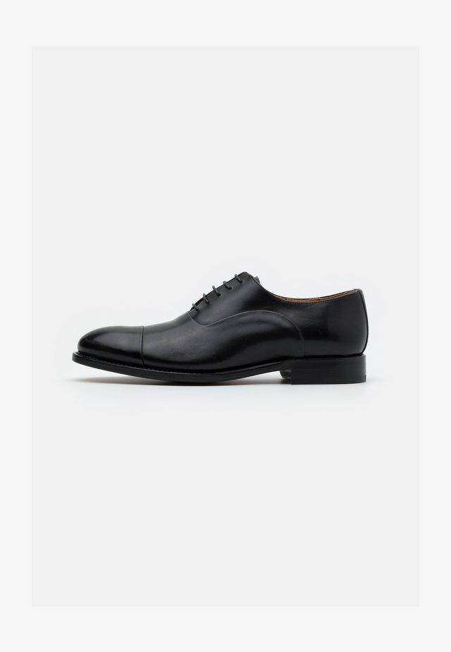 ASIER - Smart lace-ups - orleans black
