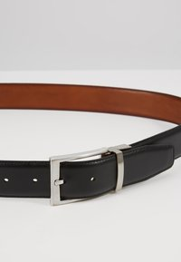 Cordwainer - Belt - nero/noce - 5