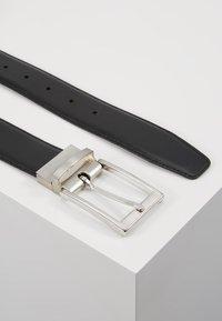 Cordwainer - Belt - nero/noce - 2