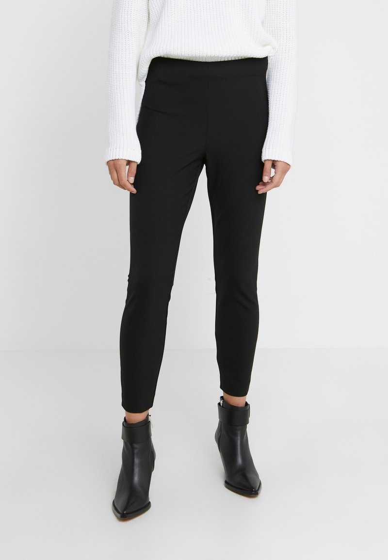 Club Monaco - FAREM - Leggings - Trousers - black