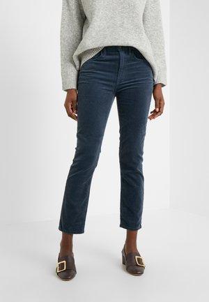 THE HIGH RISE - Pantaloni - blue