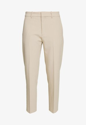 NEW REMI - Trousers - natural