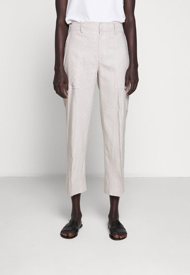 Club Monaco - HADARAHH PANT - Pantaloni - beige