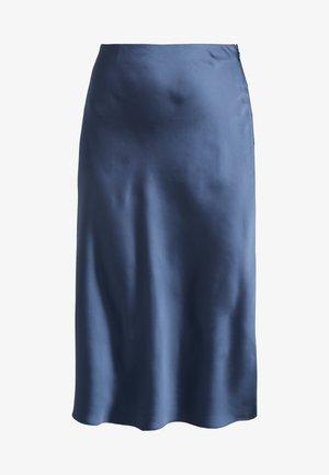 TRYCIA SKIRT - A-line skirt - storm blue