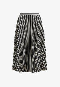 Club Monaco - ANNINA SKIRT - A-snit nederdel/ A-formede nederdele - black stripe - 3
