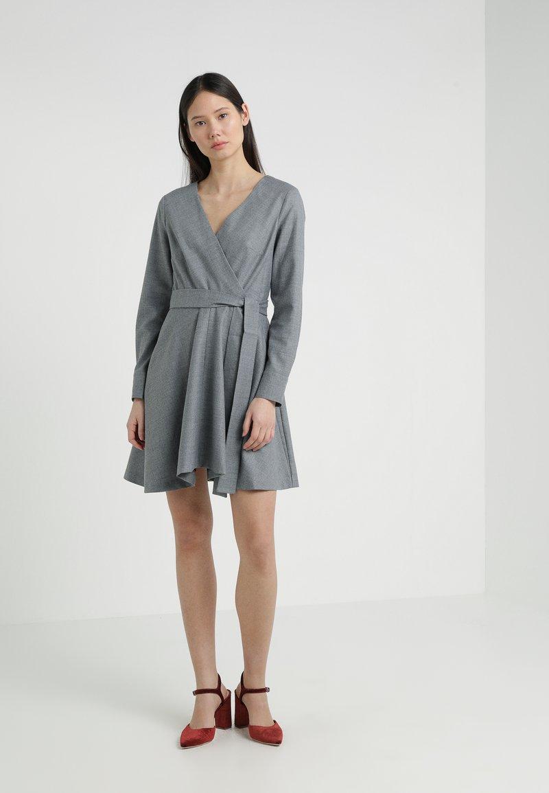 Club Monaco - DONISHA DRESS - Day dress - grey