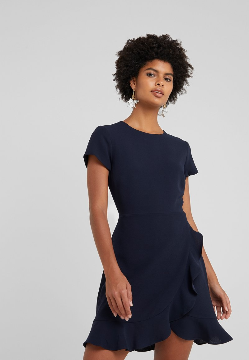 Club Monaco - LARNA DRESS - Freizeitkleid - whale