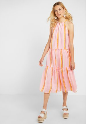 AMIRRA DRESS - Korte jurk - pink/multi