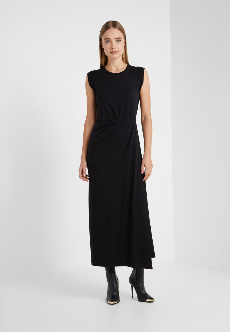 Club Monaco - CAYDEE DRESS - Jerseykleid - black