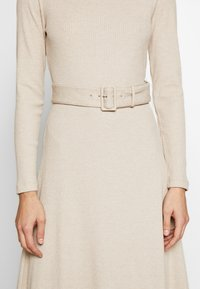 Club Monaco - MELISSAH DRESS - Jumper dress - oat melange - 6