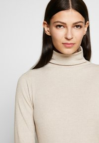 Club Monaco - MELISSAH DRESS - Jumper dress - oat melange - 3
