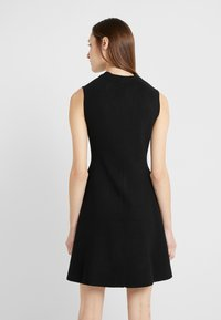 Club Monaco - KAYTEE DRESS - Vestito estivo - black - 2