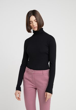 JULIE TURTLENECK - Sweter - soot black
