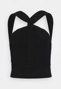Club Monaco - RAENI SOLID - Top - black - 6