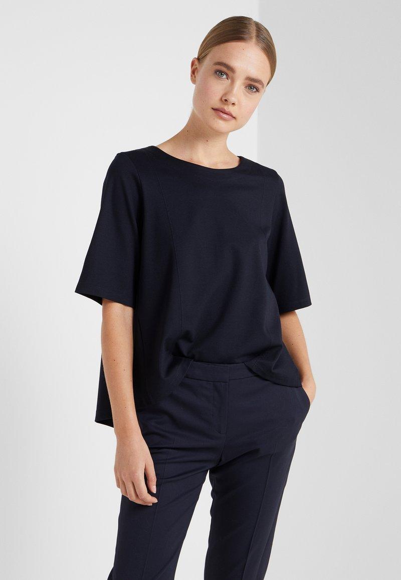 Club Monaco - MAILEE - T-shirt - bas - navy