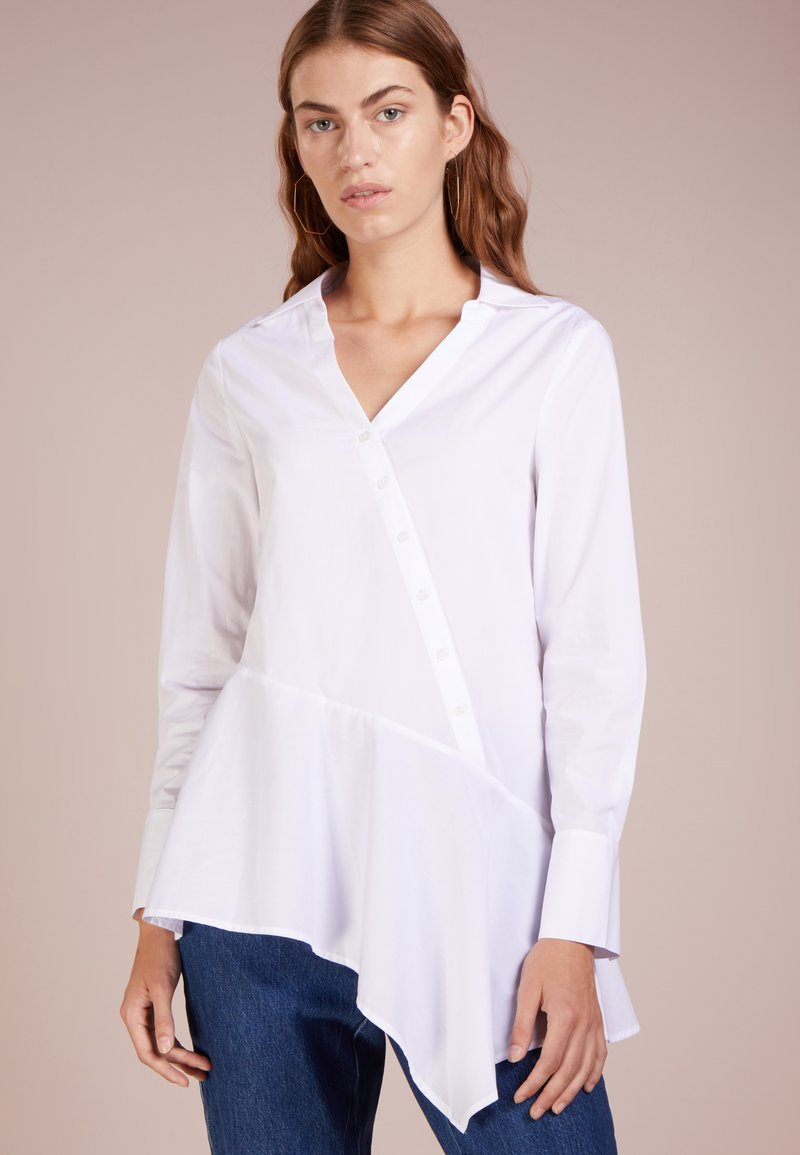 Club Monaco - NECHAR - Chemisier - pure white