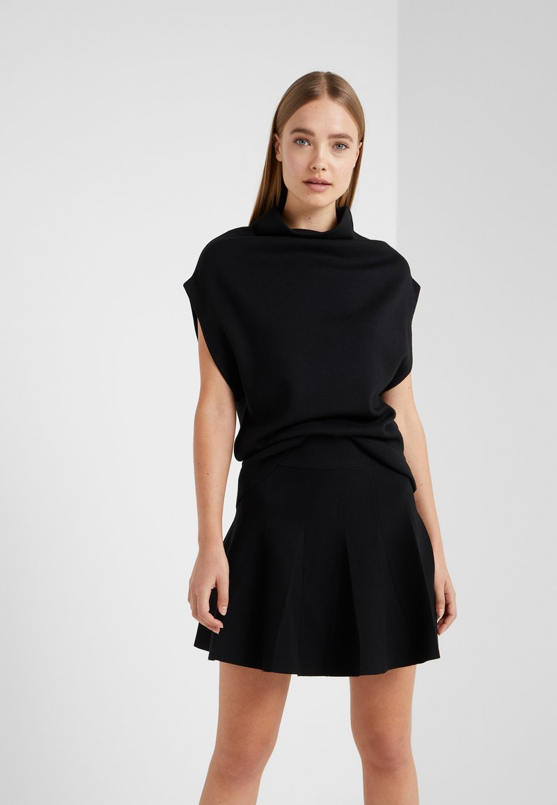Club Monaco - ABHY SWEATER - Jumper - black