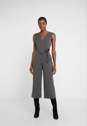 PLAID - Jumpsuit - grey/purple multi