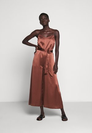 CROSSOVER - Jumpsuit - copper