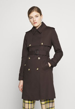 MATIE - Trench - brown