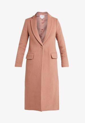 SLIM TAILORED COAT - Zimní kabát - blush