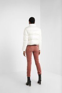 Club Monaco - CROPPED JACKET - Doudoune - buttercream - 2