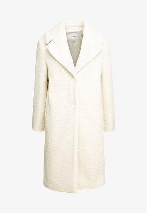 TEDDY COAT - Cappotto classico - ivory