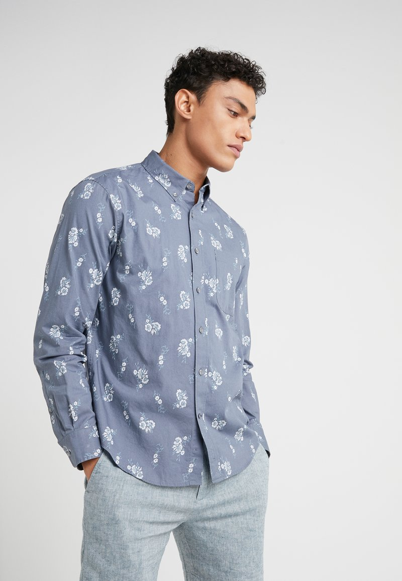 Club Monaco - COUNTRY  - Camisa - blue/multi