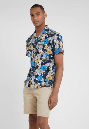 PSYCHEDELIC FLORAL - Košile - blue/multi