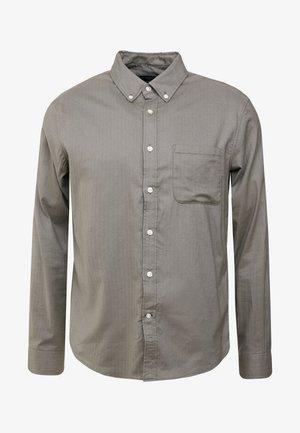 SLIM FIT - Skjorta - grey