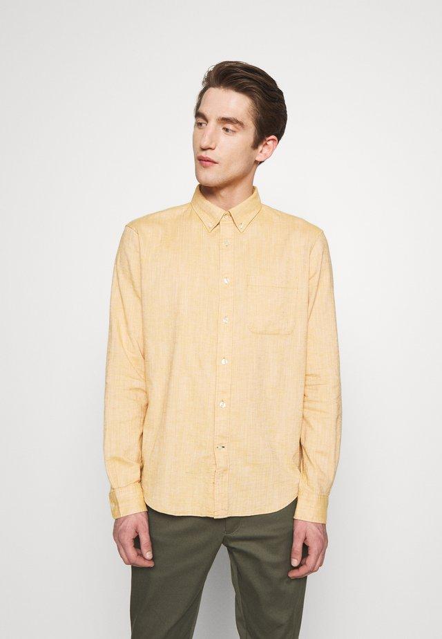 Shirt - mustard