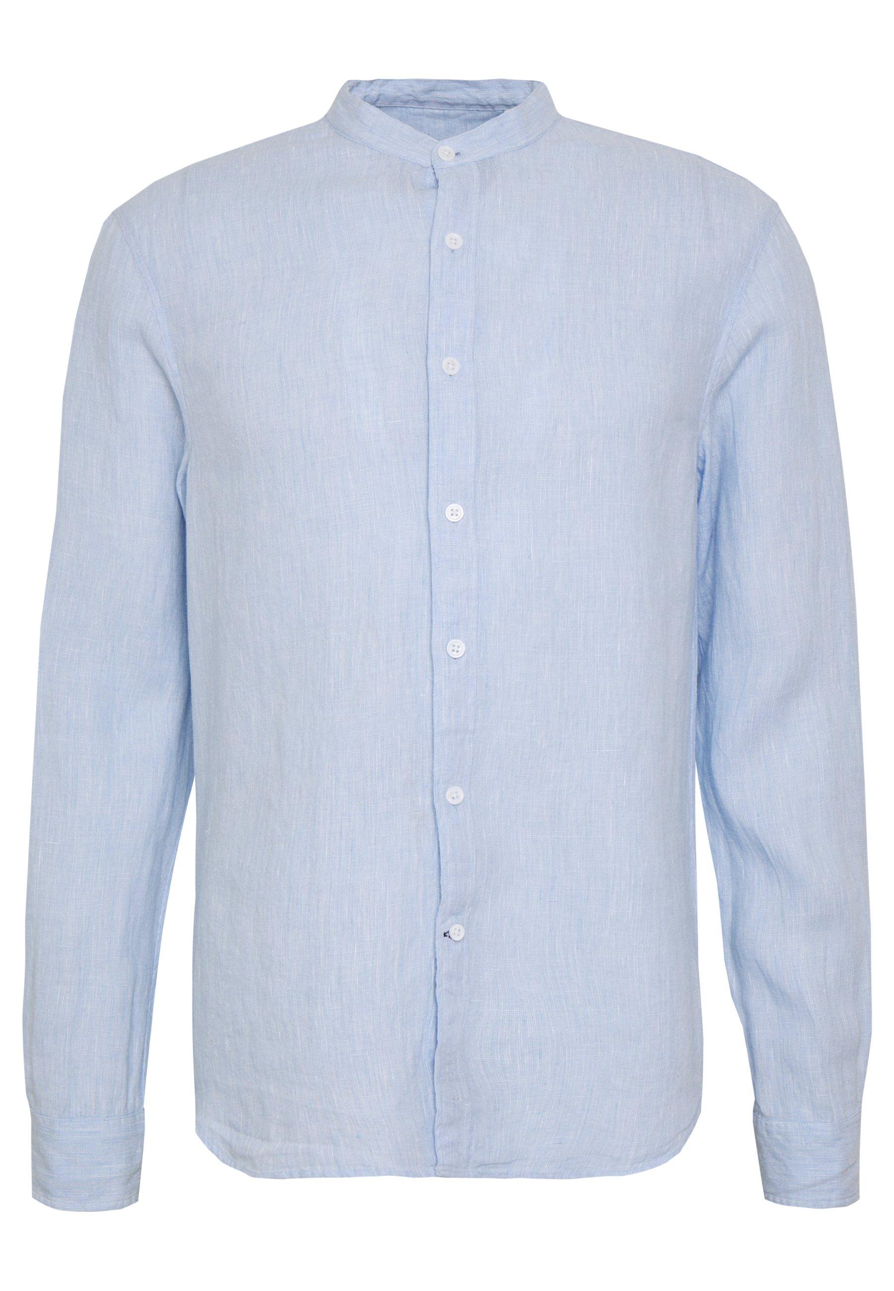 Club Monaco SOLID - Camicia - light blue
