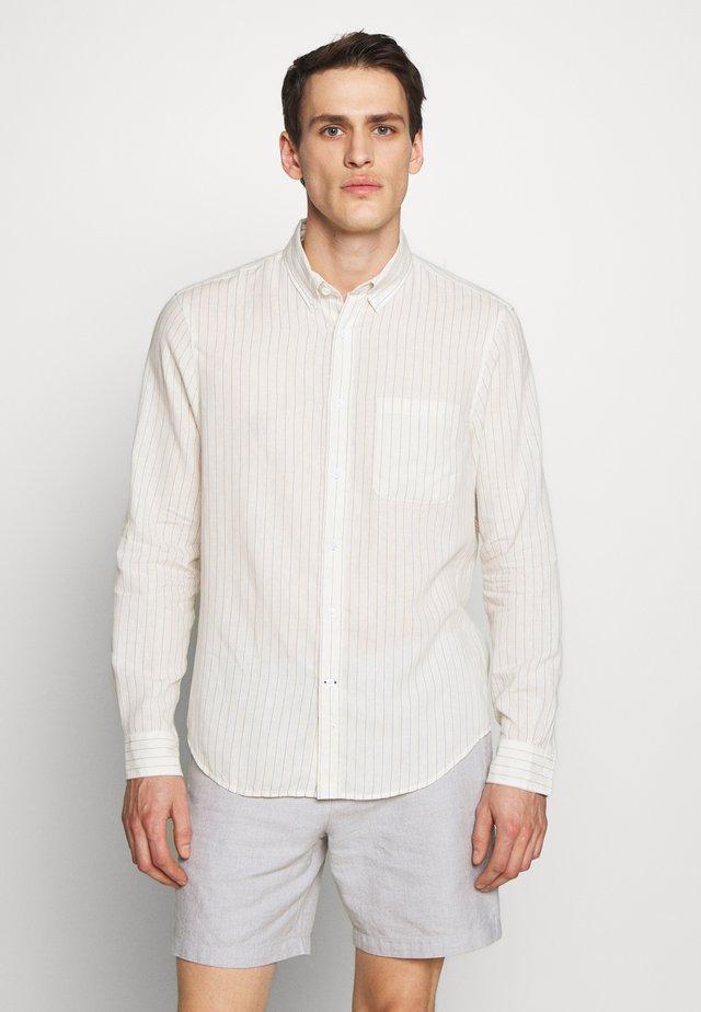 Shirt - bone/khaki