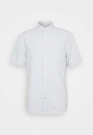 STRIPE OXFORD - Košile - white/green