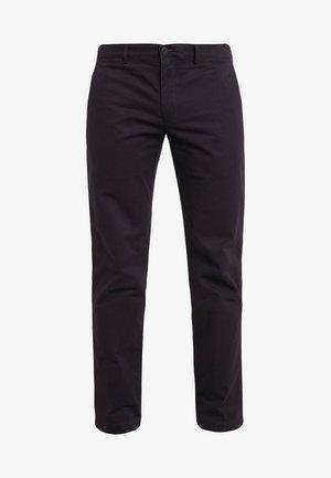 CONNOR STRETCH - Chino kalhoty - merlot