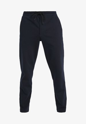 PIPED DETAIL - Teplákové kalhoty - navy