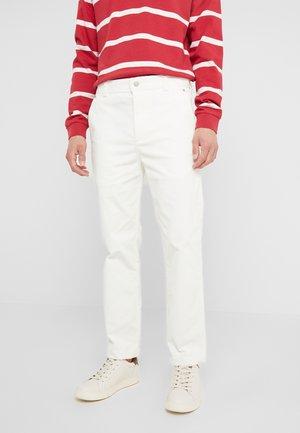 PANT - Bukser - white