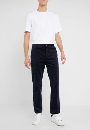 PANT - Spodnie materiałowe - true navy