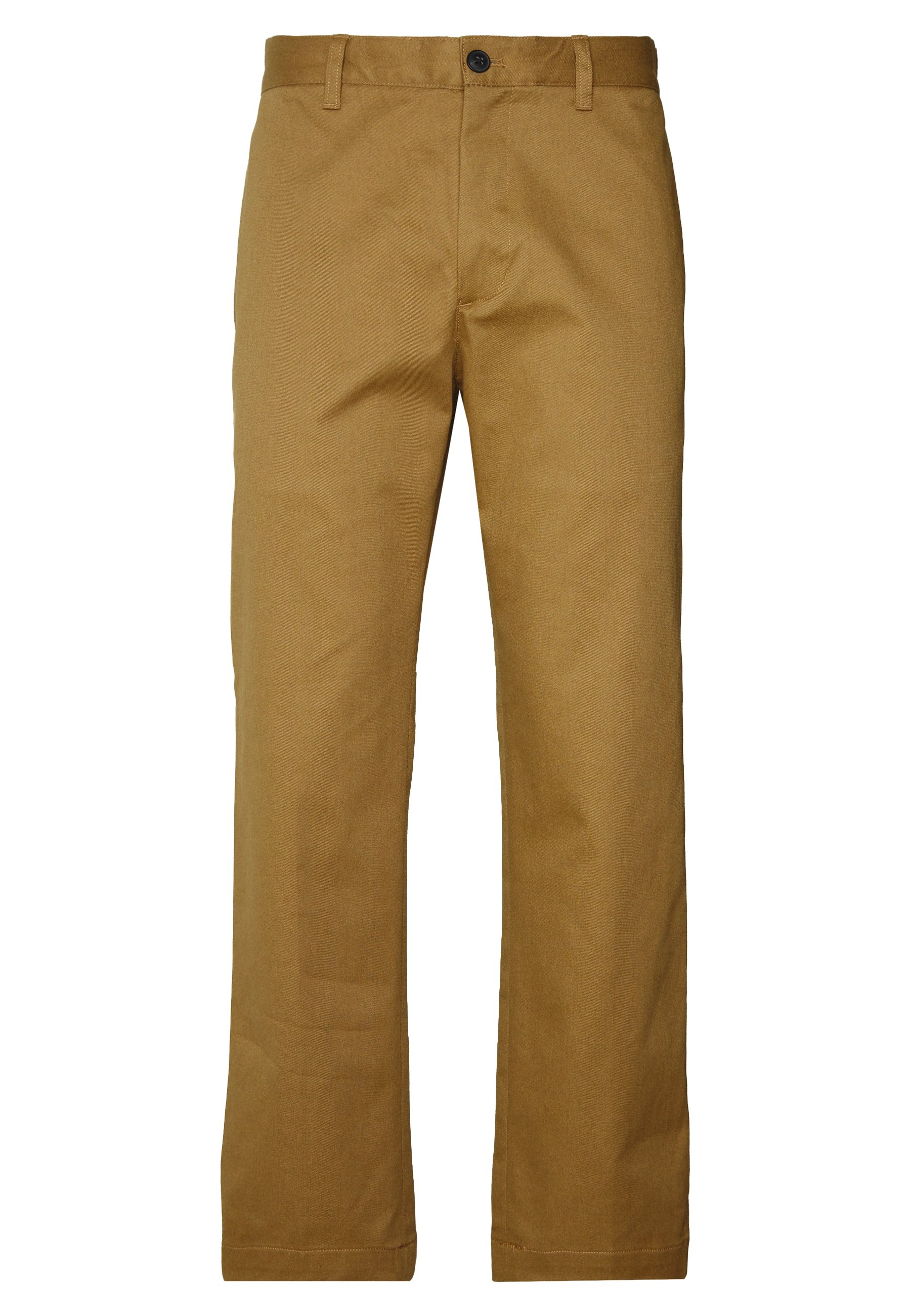 Club Monaco Cropped Pant - Chinos Mocha