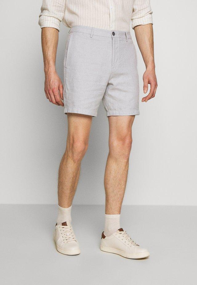 BAXTER INTER SHORT - Shortsit - grey multi