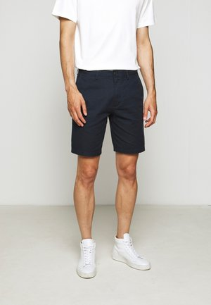 MADDOX DOUBLEFACE ARCH - Shorts - navy