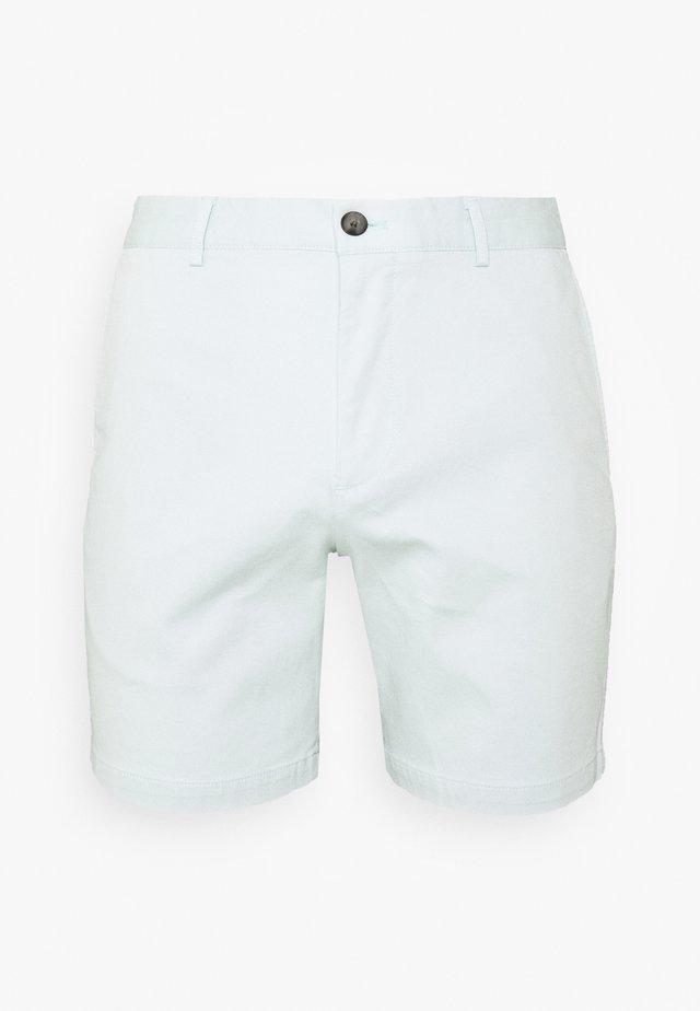 BAXTER TEXTURE - Shorts - pale blue